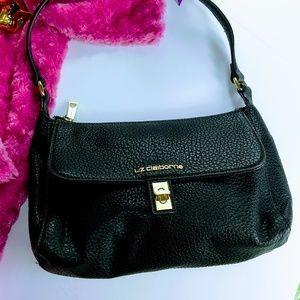 Vintage🎃80'S90 Liz Claiborne handbag black purse